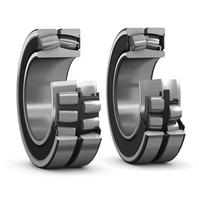 Sealed series Spherical Roller Bearings
