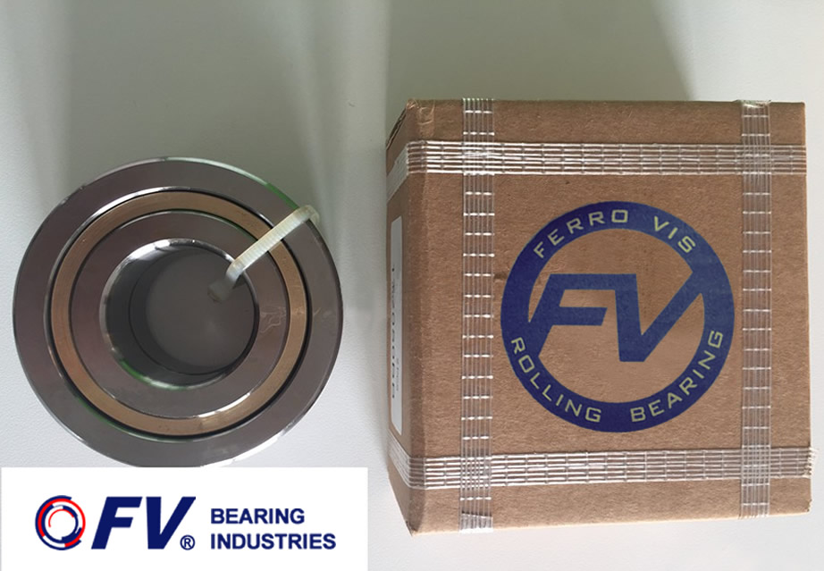 High-speed wire mill  - Silking machine bearings from FV