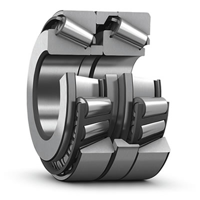 Matched tapered roller bearings