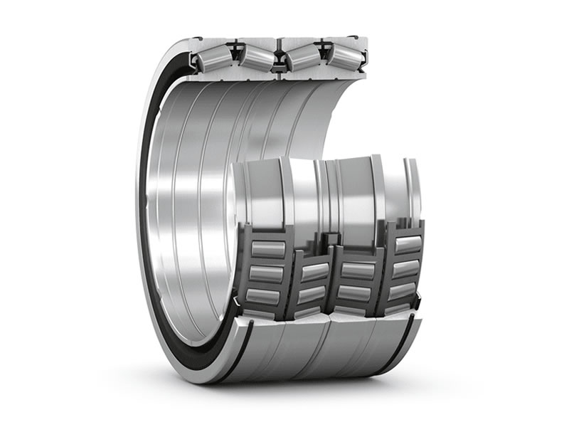 <b>Four-row tapered roller bearings.TQO series</b>
